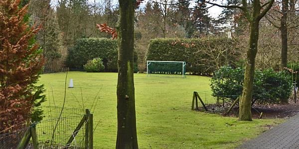 Rabbit Hill Epe voetbalveldje