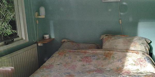 Wielewaal slaapkamer