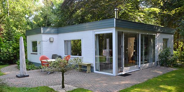 Groen Geluk bungalow