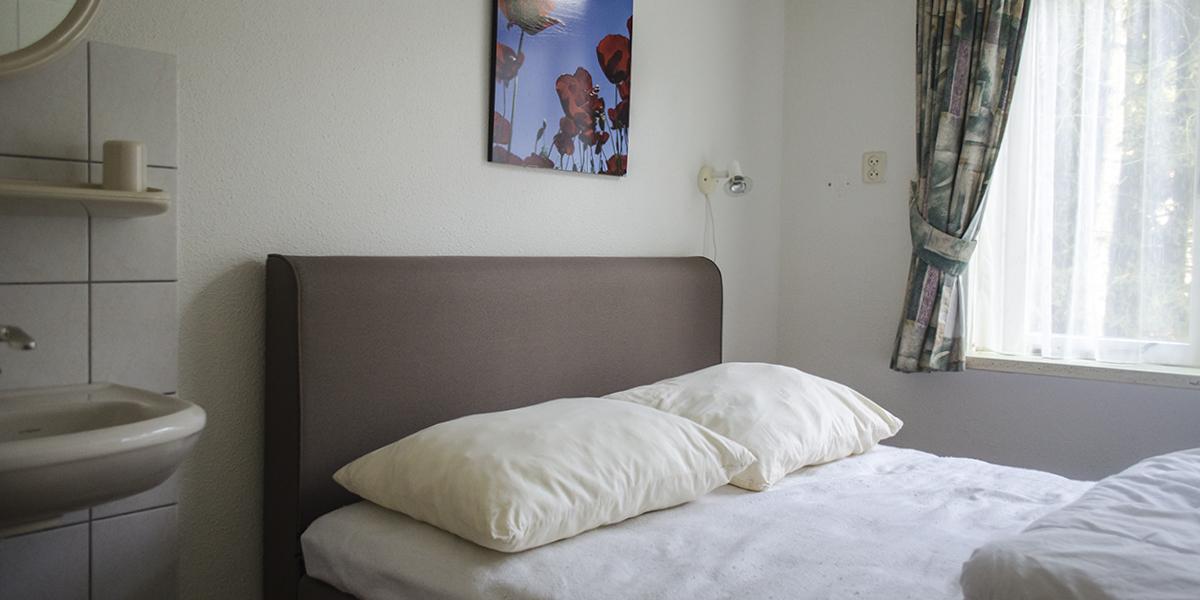Hichte slaapkamer