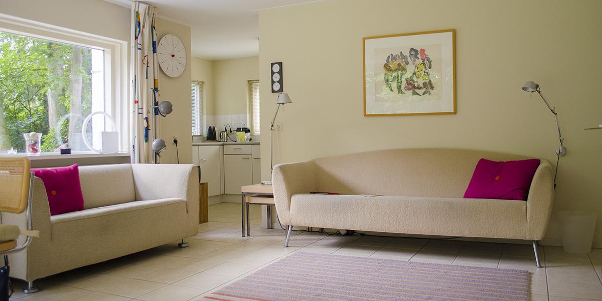GroenGeluk huiskamer