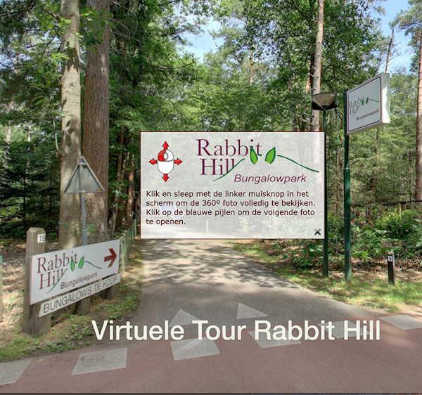 virtuele tour Rabbit Hill