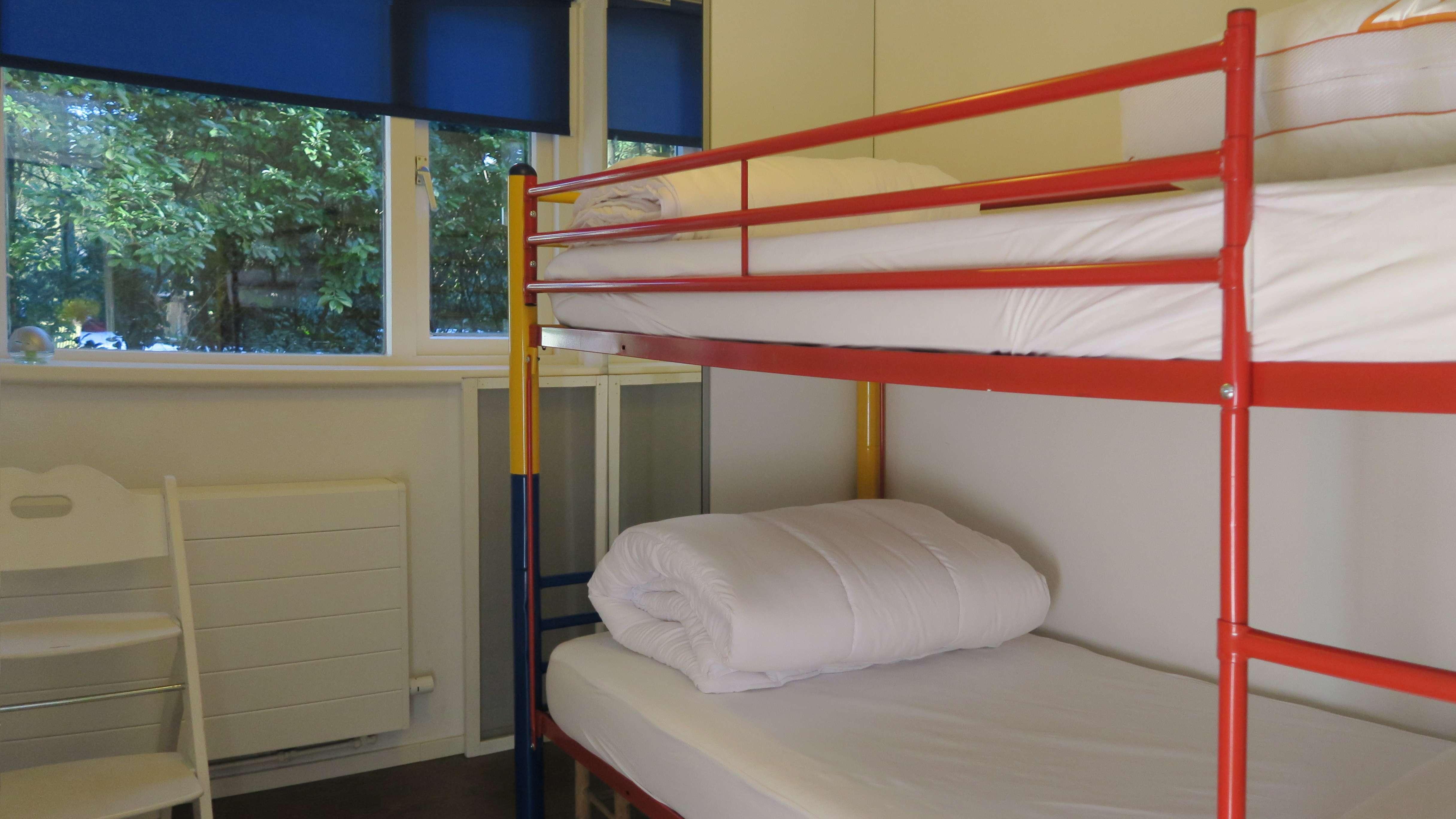 Slaapkamer 3, stapelbed
