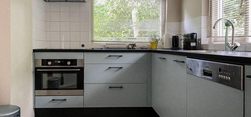 keuken Groen Geluk